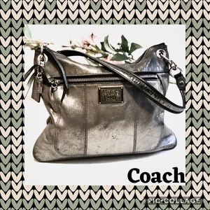 Coach Poppy Large Hobo Bag